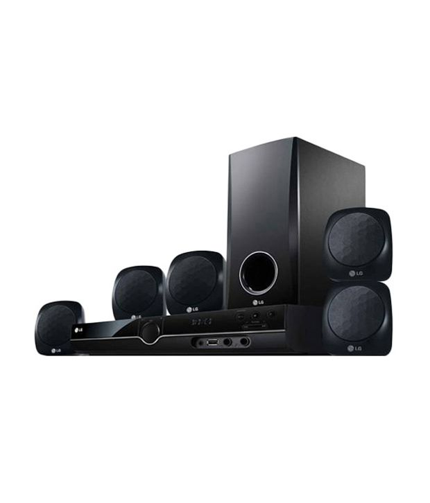 c26f0eea07d Buy LG HT355 SD 5.1 DVD Home Theatre System Online at Best Price in India -  Snapdeal