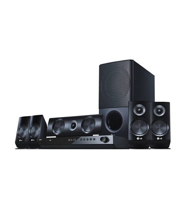 c2c92fbf8c3 Buy LG HT826 5.1 DVD Home Theatre System Online at Best Price in India -  Snapdeal