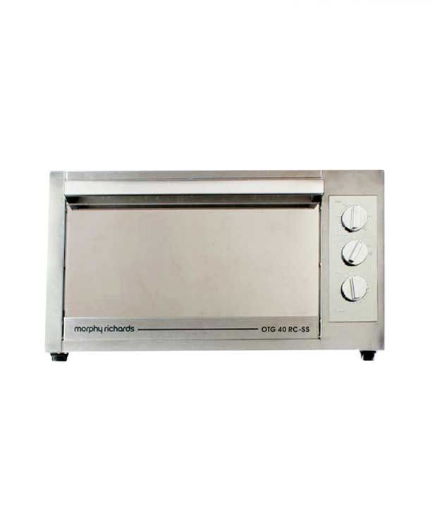 Morphy Richards Oven: Morphy Richards 40 LTR 40RCSS Oven Toaster Grill Price In