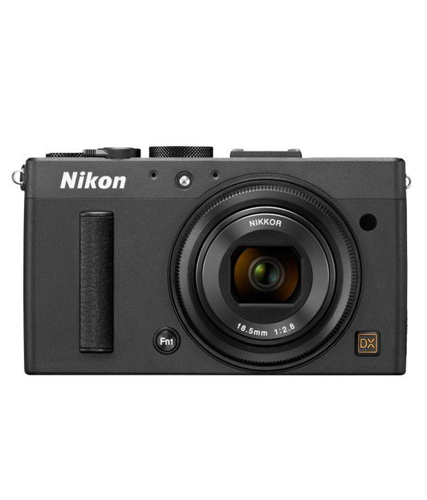 Nikon Coolpix A 16.2MP Semi SLR