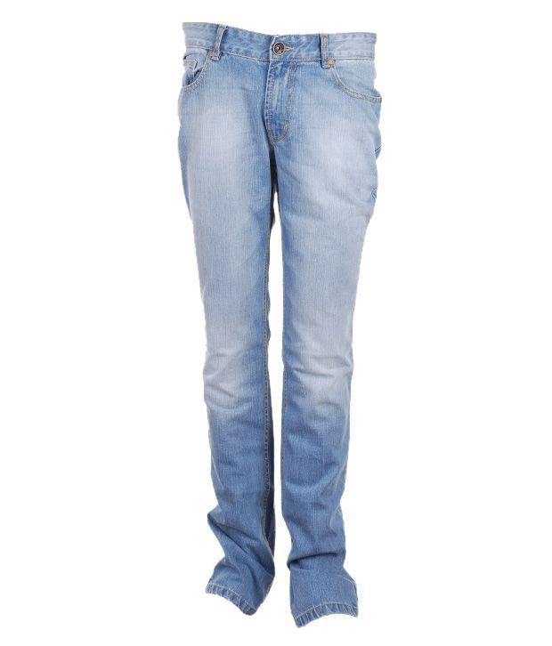 Numero Uno Classic Light Blue Jeans
