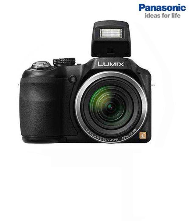 8cb87cd8ce42 Panasonic Lumix DMC-LZ20 16.1MP Digital Camera Price in India- Buy  Panasonic Lumix DMC-LZ20 16.1MP Digital Camera Online at Snapdeal