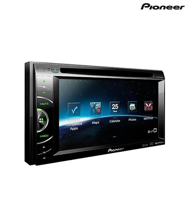 Pioneer - AVH-X1590DVD - 6 1'' LCD Touchscreen DVD Receiver