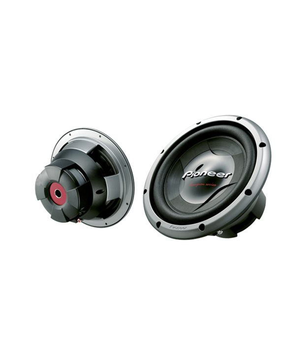 pioneer ts w1208d2 30 cm component subwoofer buy. Black Bedroom Furniture Sets. Home Design Ideas