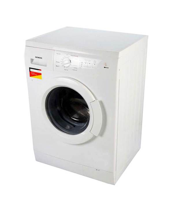 Siemens Washing Machine Front Load 7kg Wm12e360 Price In