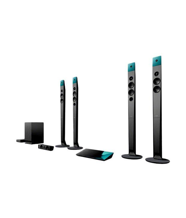 Sony BDV-N9100W 5.1 Blu Ray Home Theatre System