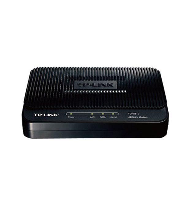 TP-LINK 10/100 Mbps Ethernet ADSL2+ Router (TD-8816)