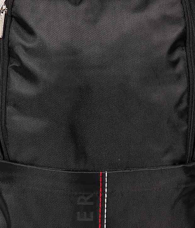 a1906b71 Tommy Hilfiger Black Laptop Backpack - Buy Tommy Hilfiger Black Laptop  Backpack Online at Low Price - Snapdeal