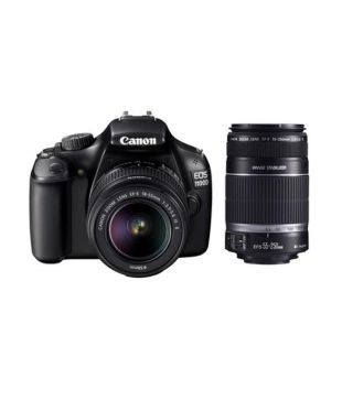 Canon EOS 1100D with 18-55mm ISII Lens: Price, Review, Specs