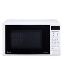 LG 23Ltr MH2342DW Grill Microwave Oven