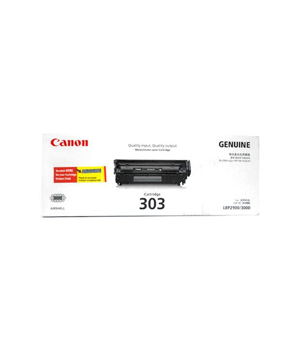 Canon Cartridge 303 For LBP 2900B
