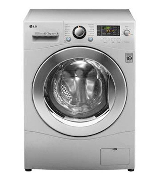 lg f12a8cdp2 front load 63 kg washer dryer washing machine