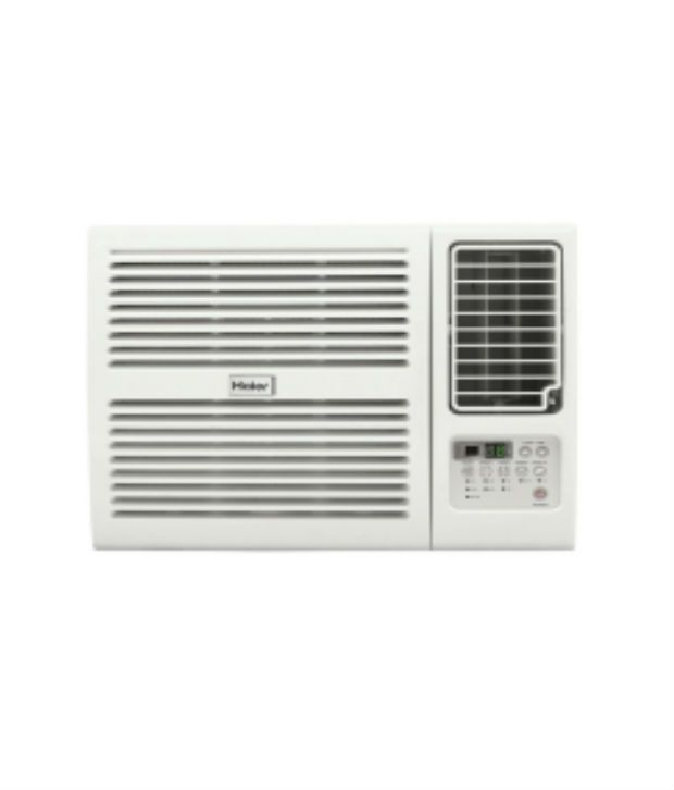 haier 0 8 ton 1 star hw 09ch1n window air conditioner