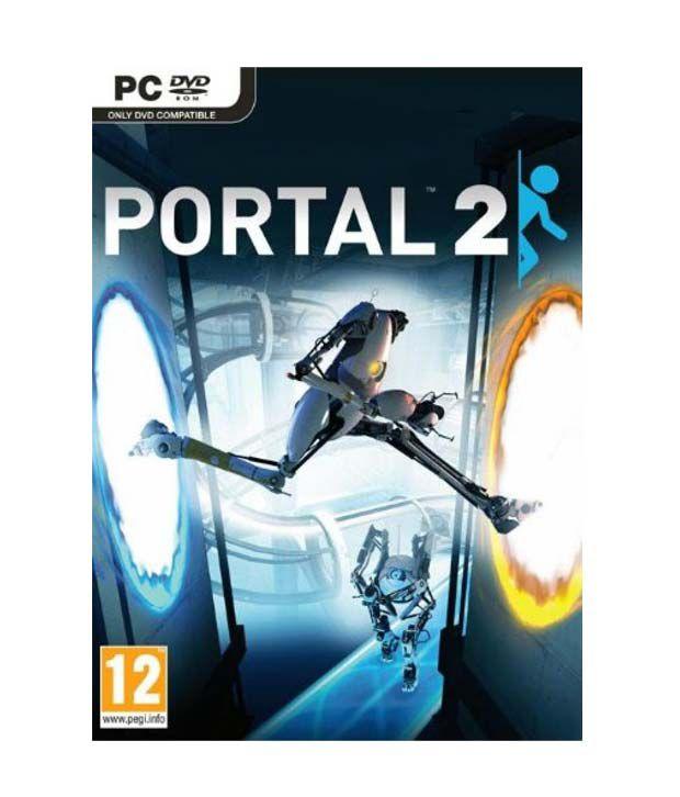 Portal 2 on steam.