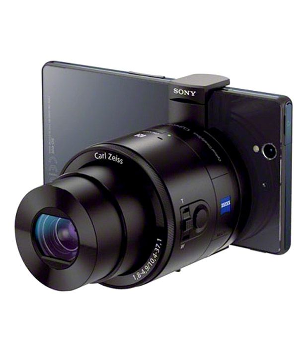 Sony Cybershot QX100 20.9MP Smartphone Camera