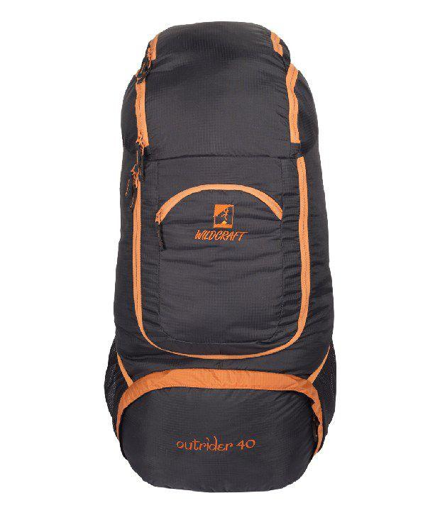 Wildcraft Outrider 40 Orange Rucksacks