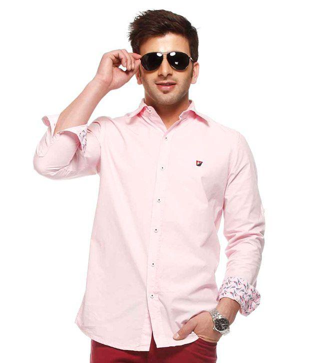 American Swan Baby Pink Shirt - Buy American Swan Baby Pink Shirt ...