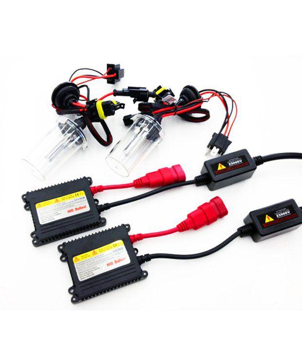 Beautiful Autovogue   Car HID Kit   H27 Bulbs (6000k)   High Intensity Discharge Kit  ... Pictures