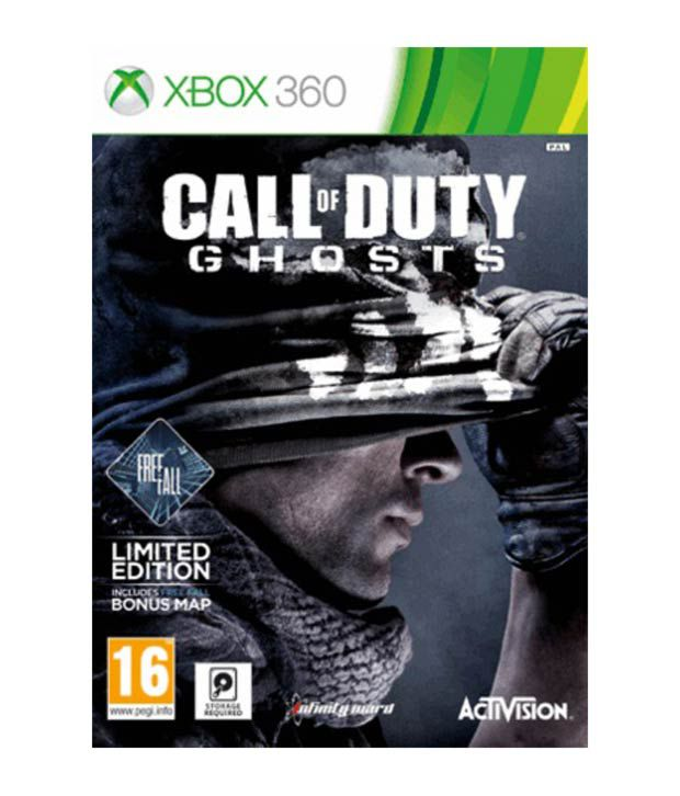 XBOX ONE GAMEPLAY - Call of Duty: Ghosts Multiplayer 1080p (XB1 Ghost Graphics 720p)