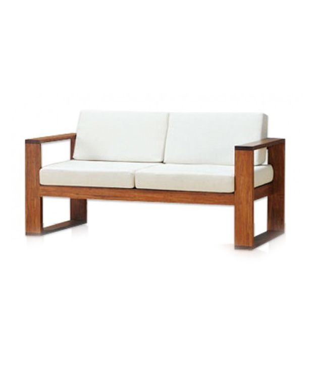 furny simple wooden sofa buy furny simple wooden sofa online rh snapdeal com