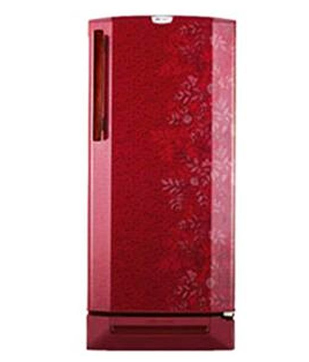 Wine Refrigerator Reviews >> Godrej 240 Ltr RD Edge Pro 240 PDS Single Door Refrigerator Lush Wine Price in India - Buy ...