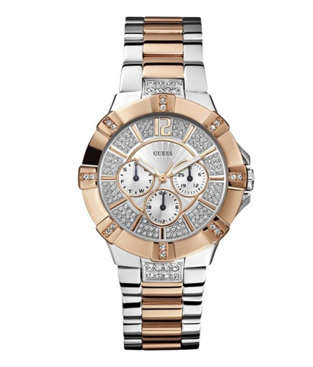 a146f1243 Guess Vista W0024L1 Analog Women's Watch Price in India: Buy Guess Vista  W0024L1 Analog Women's Watch Online at Snapdeal