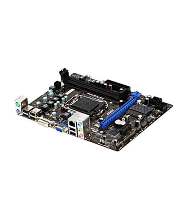 MSI H61M-P20 (G3) Intel Management Engine Drivers Windows 7