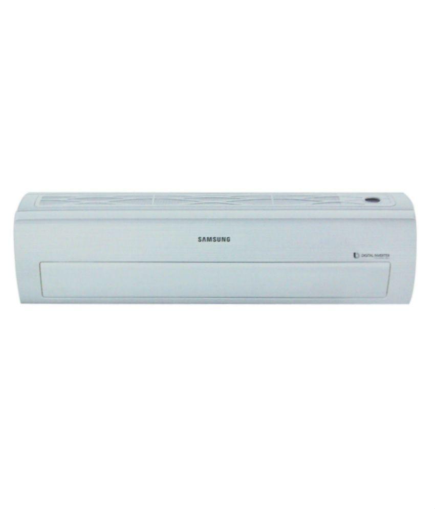 5 Ton Air Conditioners Samsung 1.5 Ton Inverter AR18HV5DAWK Split Air Conditioner ...