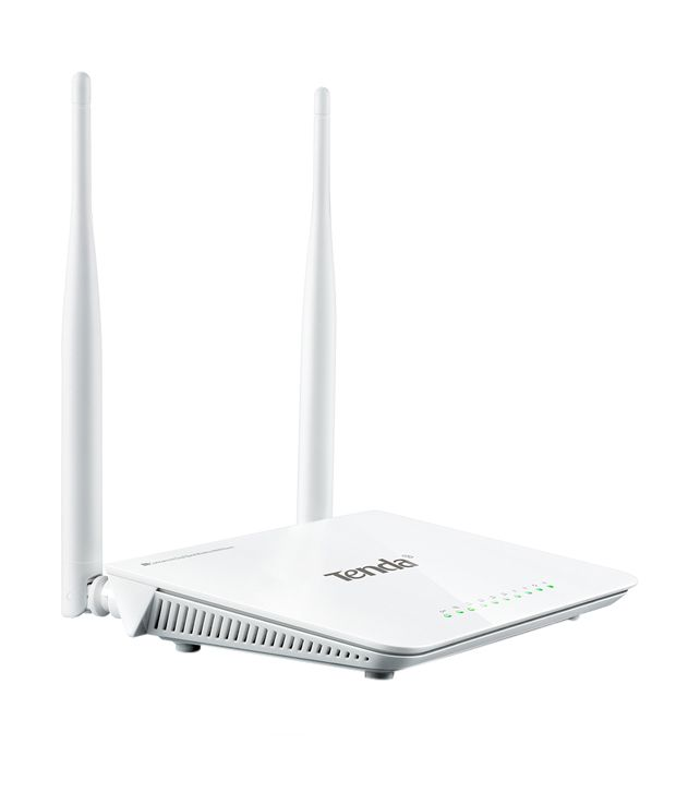 Tenda N6 Wireless N600 Concurrent Dual-band RouterWireless Routers Without Modem