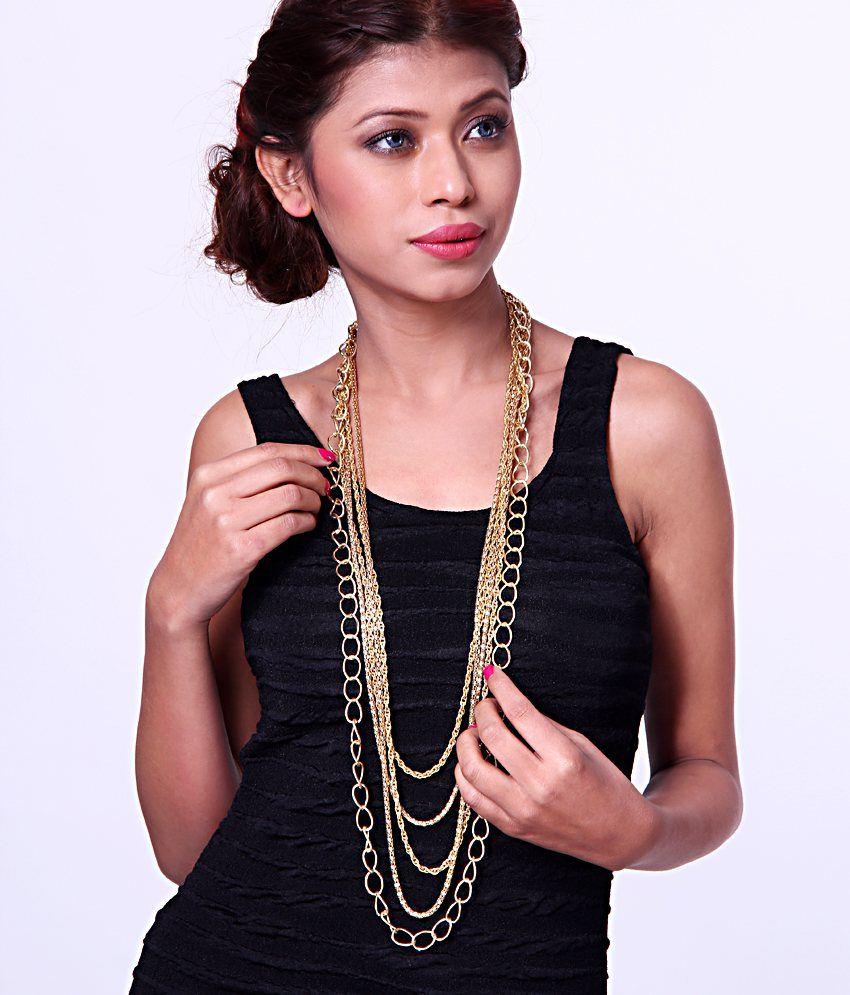 The Pari Astonishing Necklace Set
