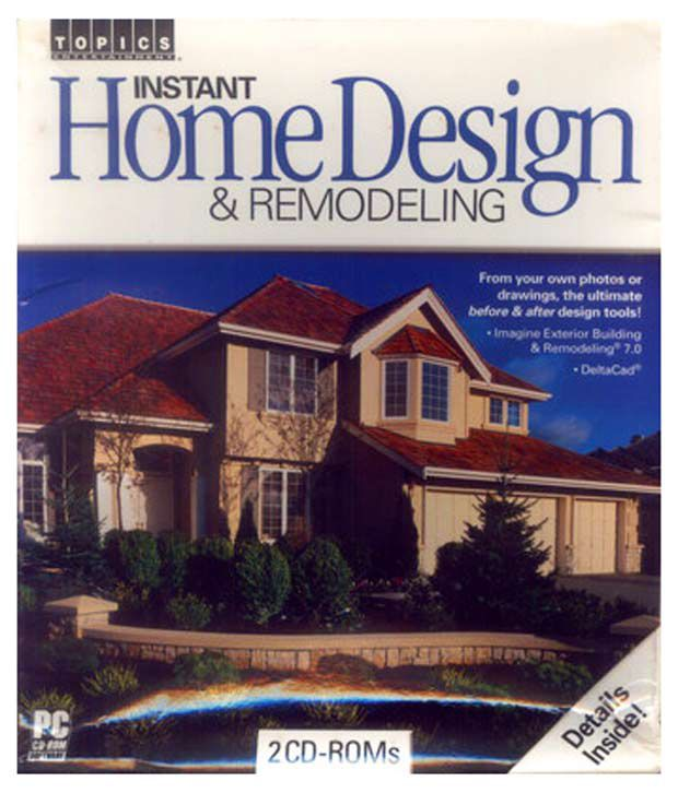 topics instant home design remodeling cd buy topics