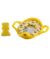 Mee Mee Baby Cushion Potty Seat With Handles-Yellow