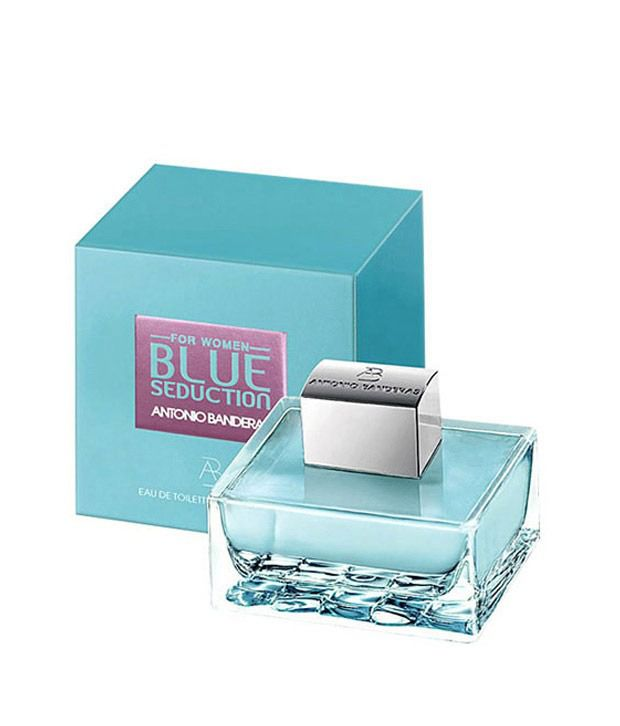 Antonio Banderas Blue Seduction  Women 100Ml
