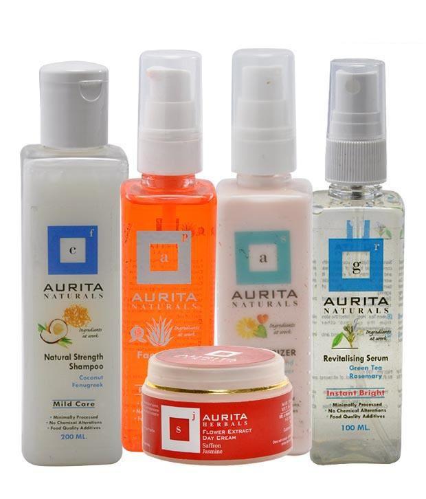 Aurita Herbals Acne control and Hair care