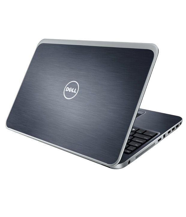 Dell Inspiron 15R 5537 Laptop (4th Gen Intel Core i3- 4GB RAM- 500GB HDD-  Win8) (Grey)