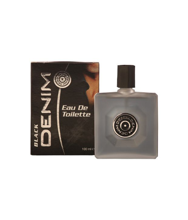 Denim Eau De Toilette Black 100ml for men