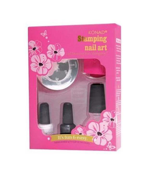 Konad Stamping Nail Art Set T Buy Konad Stamping Nail Art Set T At
