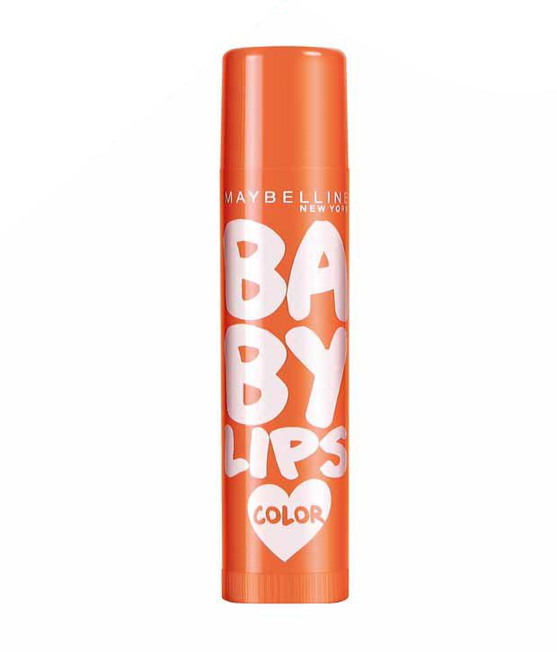 Maybelline Baby Lips Coral Flush Lip Balm 4 Gm: Buy
