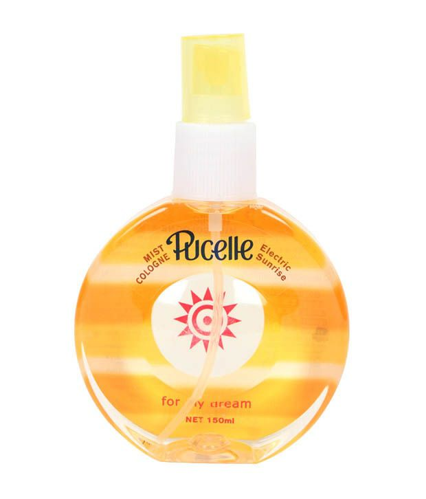 Pucelle Mist Cologne (Electric Sunrise) 150ml