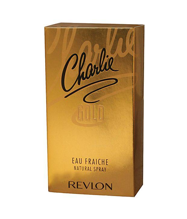 Revlon Charlie - Gold Edt Charlie 100ML