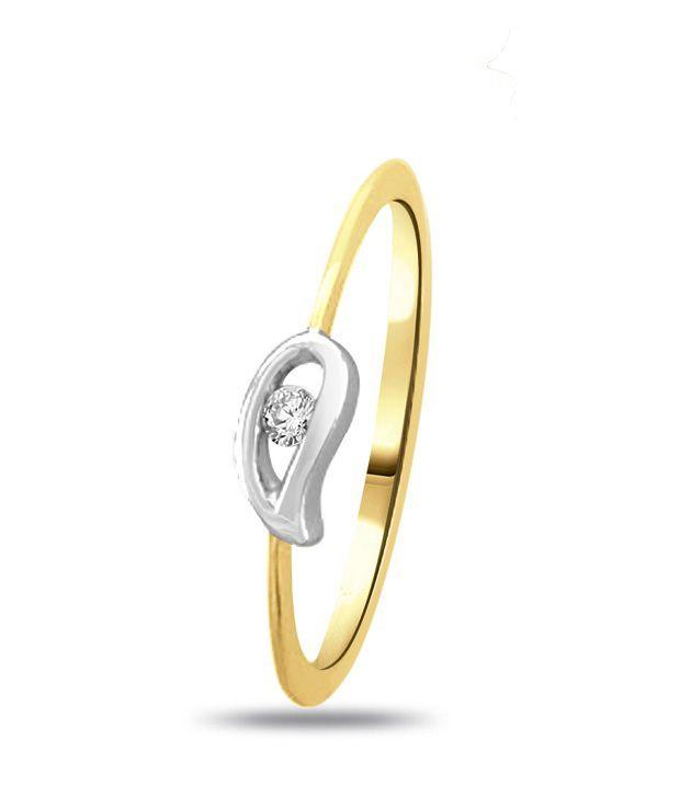 Sparkles Glitzy Diamond Ring