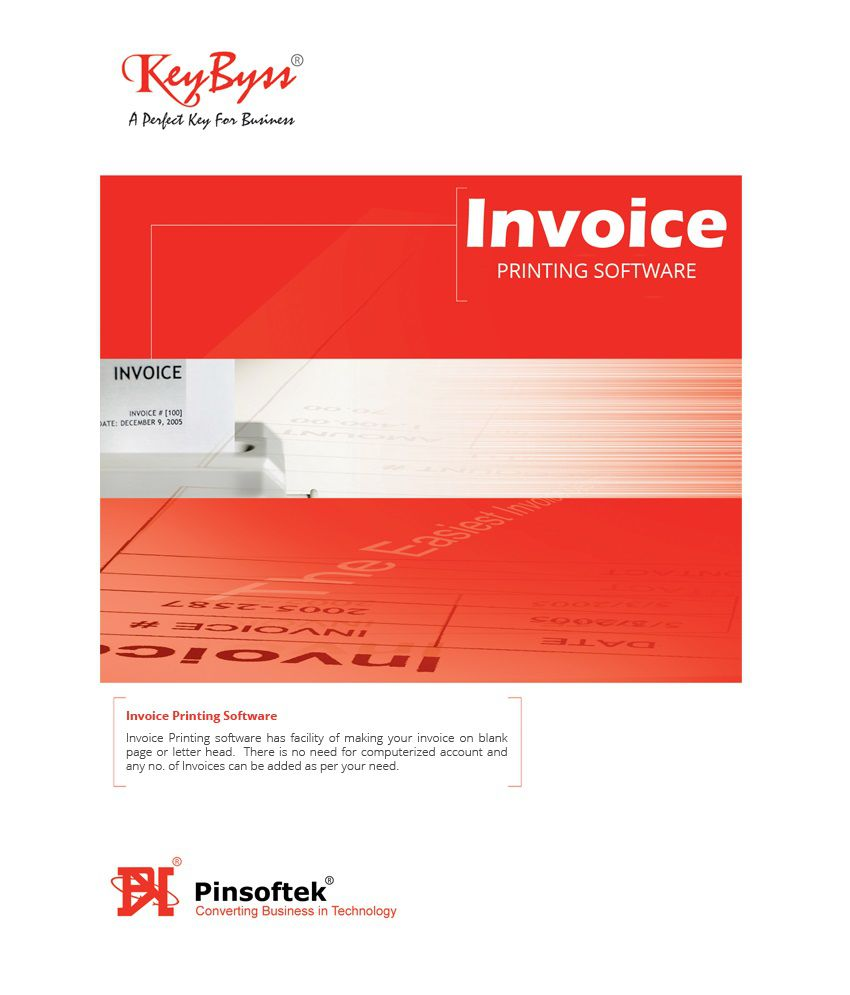keybyss invoice printing software buy keybyss invoice printing