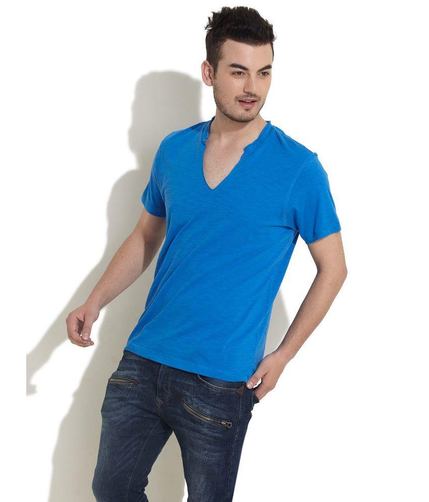 Freecultr Cointreau Twist Blue T-Shirt