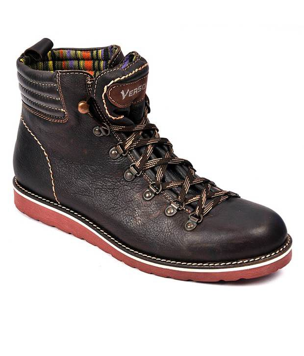 Versoba Impressive High Ankle Length Boots
