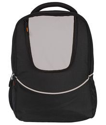 Campus Sutra Grey Necklace Free size Laptop Bag