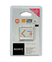 Sony NP-BN1 with 600mAh Battery for DSC-WX60, WX150, W610, W690, W620, WX200, W630, WX50