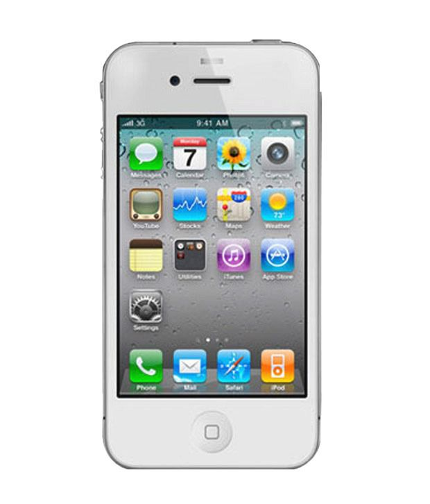product apple iphone gb white