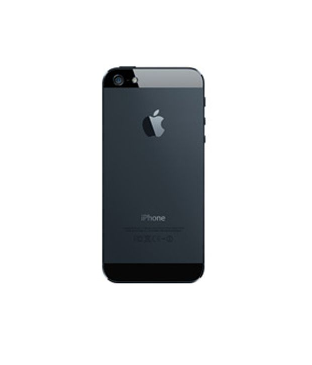 8d4db2b2f iPhone 5 64GB Black Mobile Phones Online at Low Prices