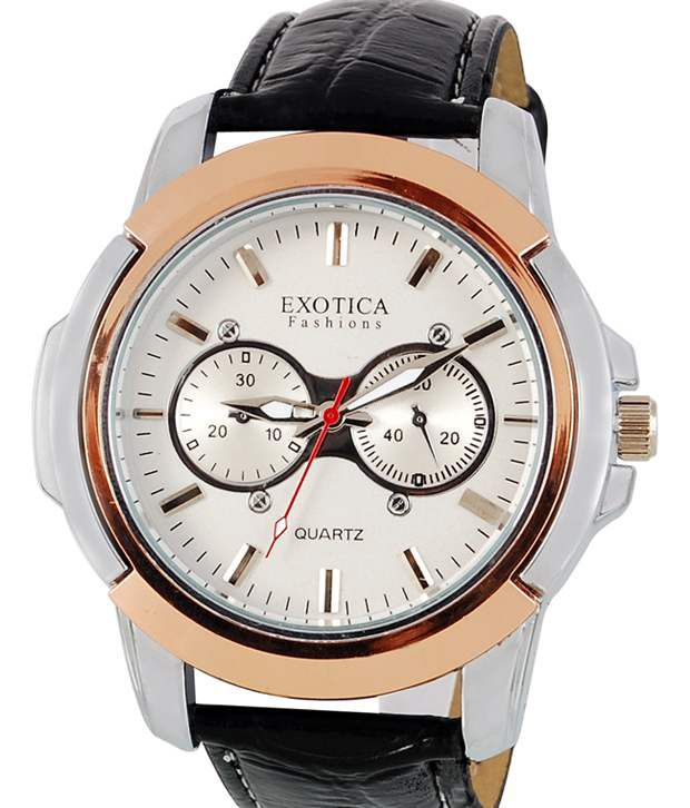 Exotica fashions analog watch for men 88