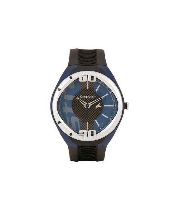 Fastrack NC9306PP03 Gents Analog Watch - Buy Fastrack ...